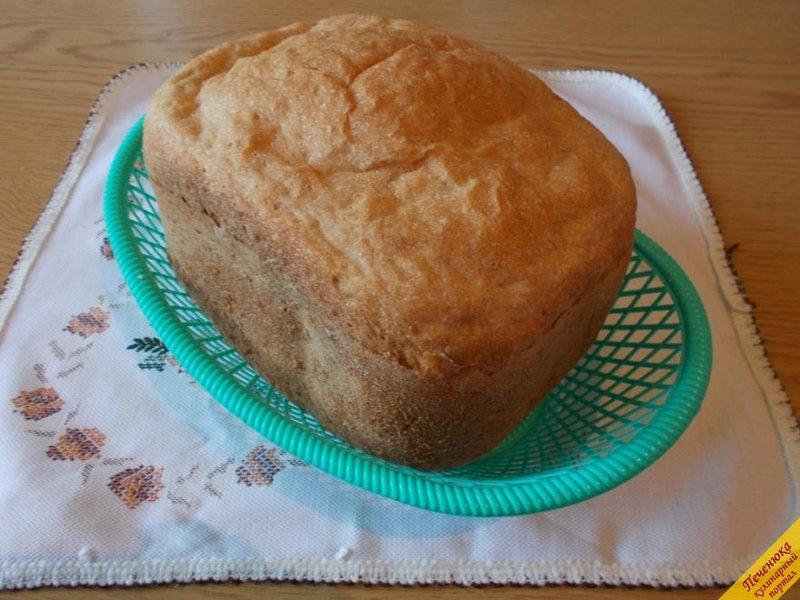 Дарницкий в хлебопечке