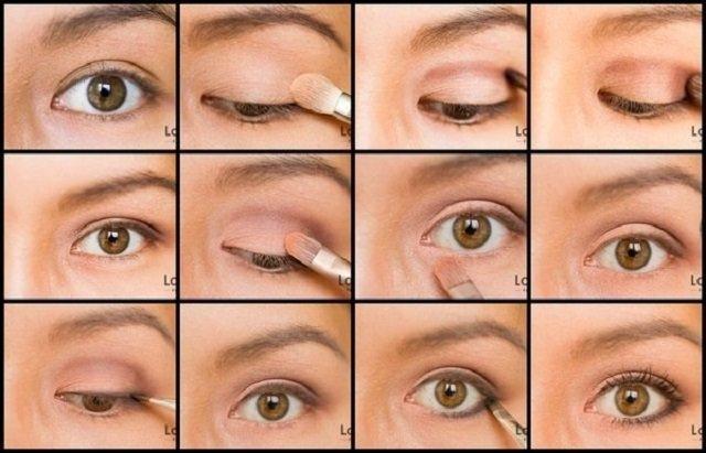 Легкий макияж на каждый день инструкция в 75