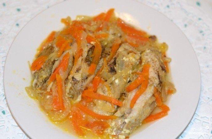 Блюда из камбалы в мультиварке рецепты с фото