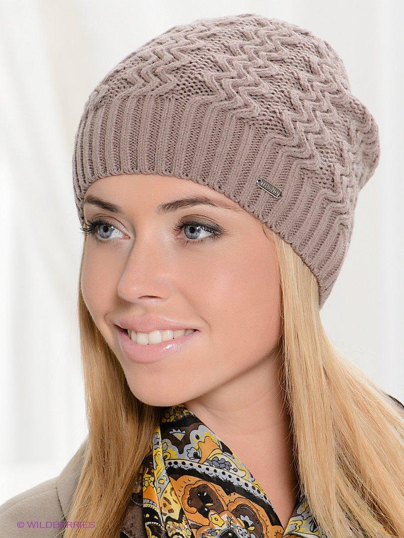 Вязание спицами шапок на весну для женщин