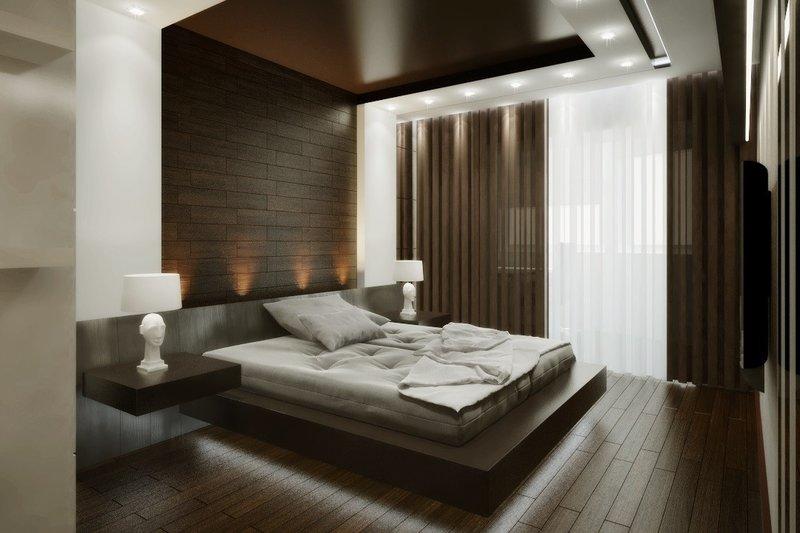 Шторы для спальни хай тек дизайн