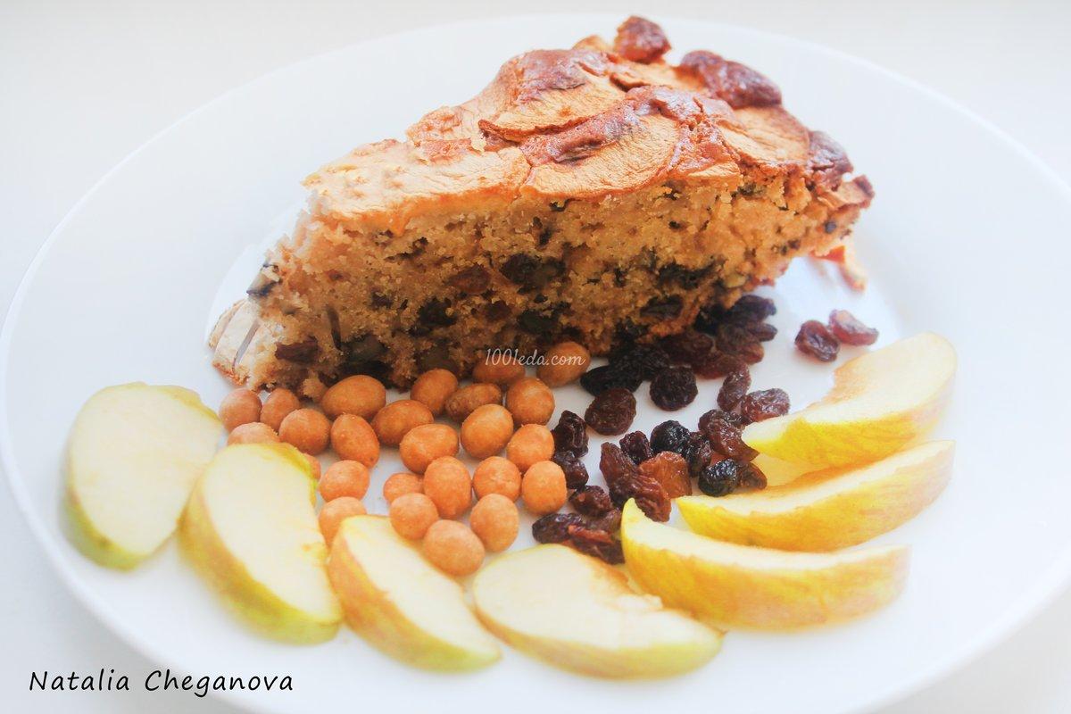 Пирог из сухофруктов рецепт пошагово
