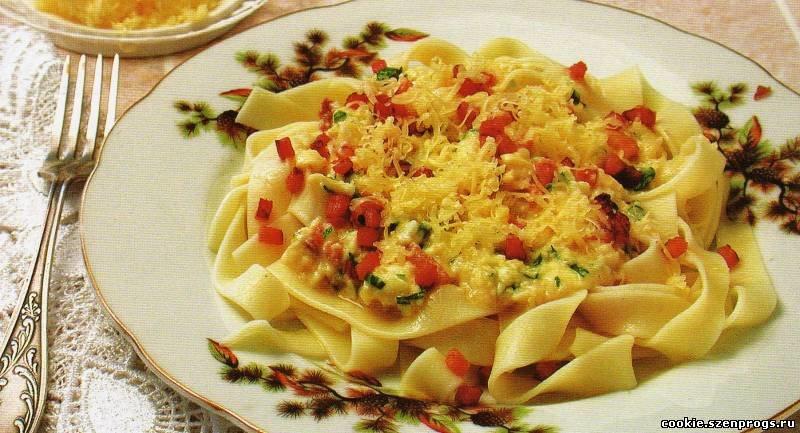 Рецепты из итальянских гнезд