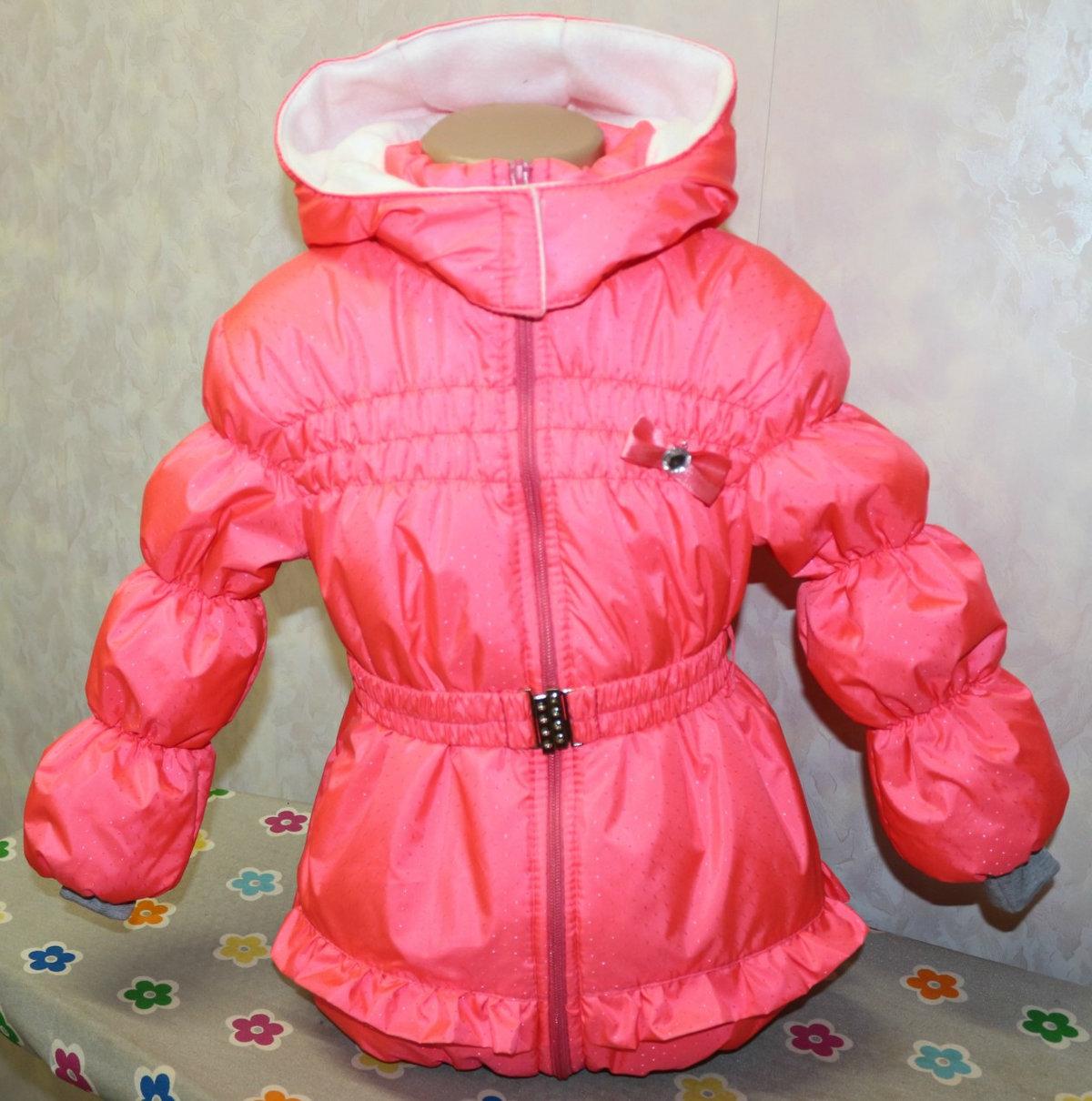 Сшить куртку на весны