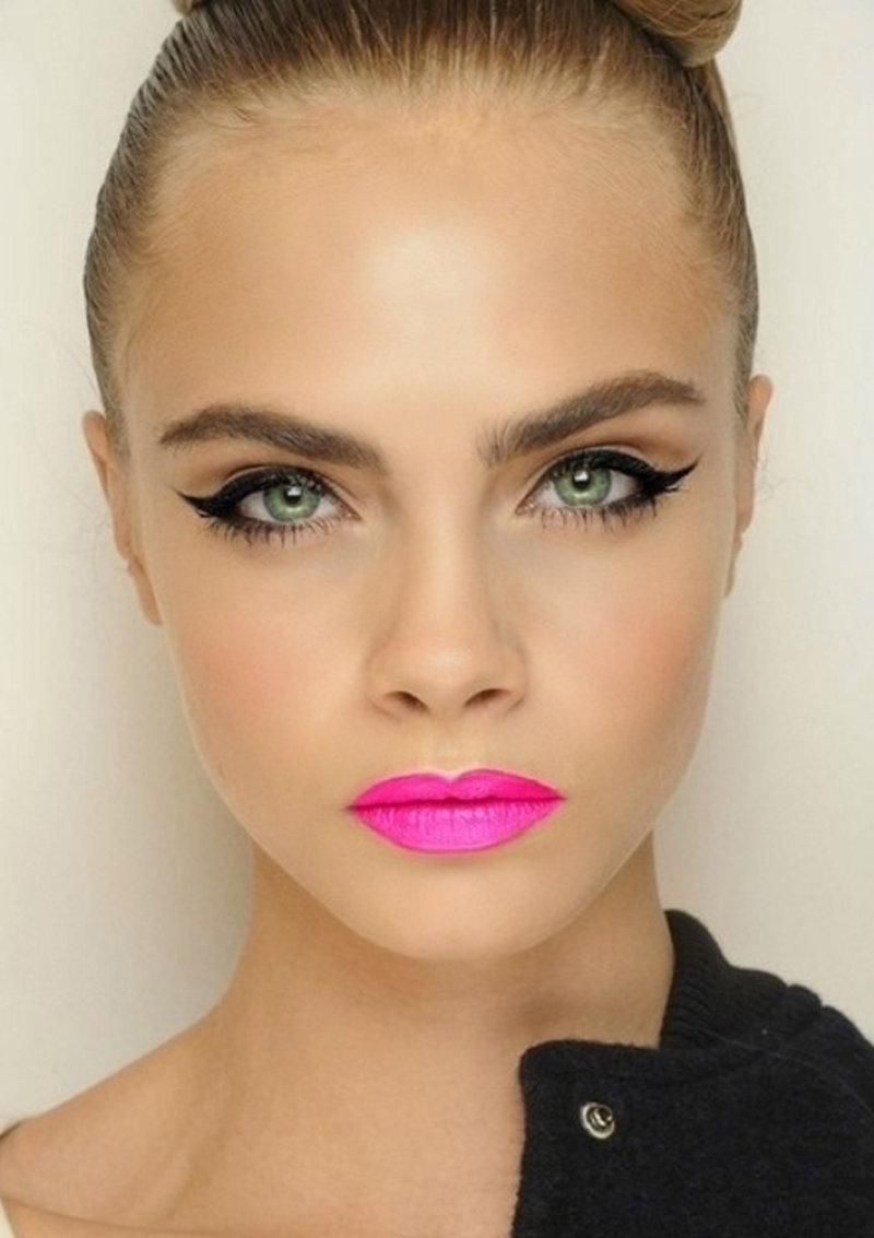 Как элегантный макияж фото