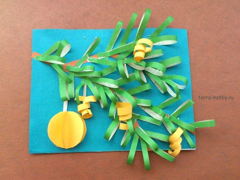 Поделки из открыток своими руками для детей