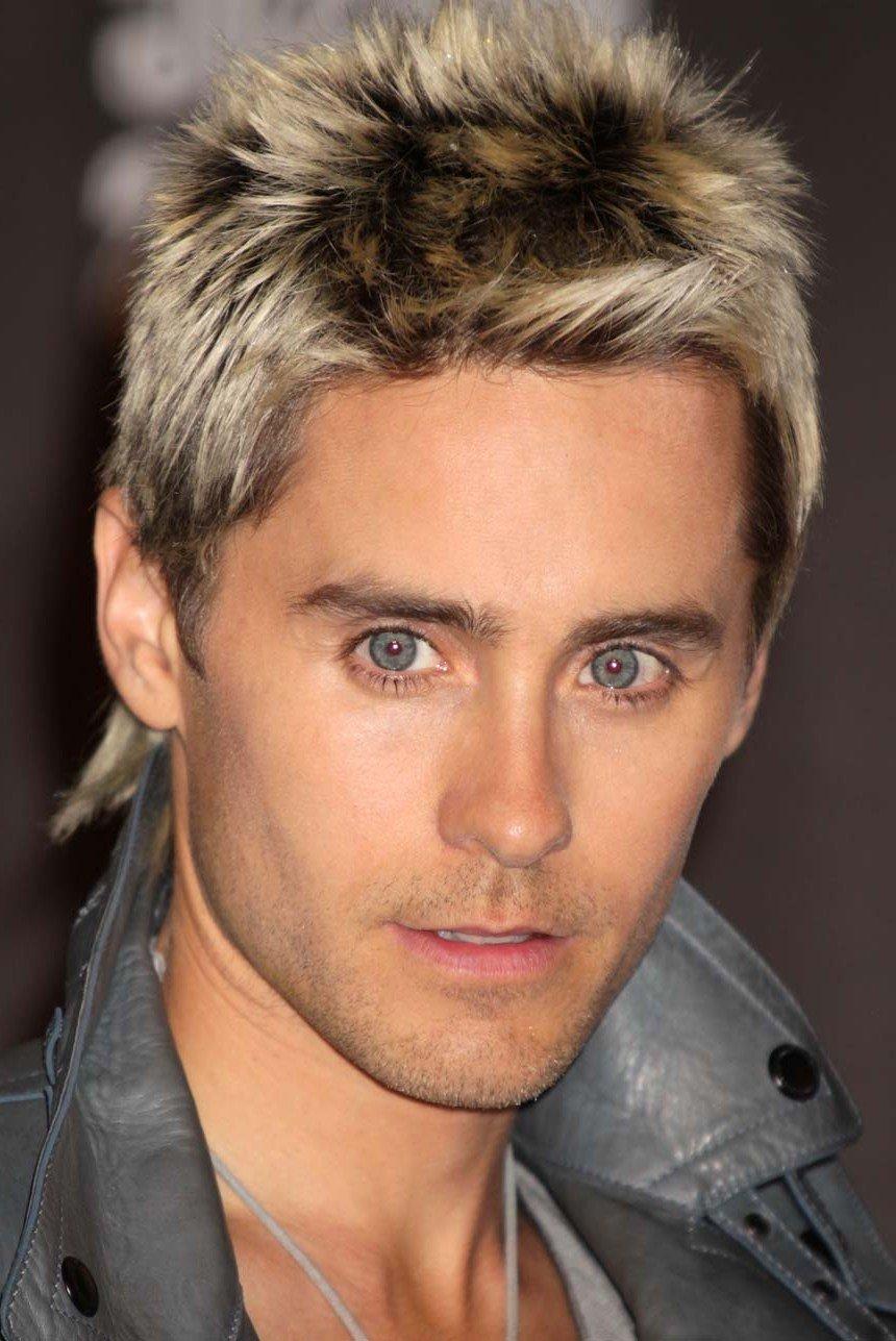 Светло русый цвет волос у парней