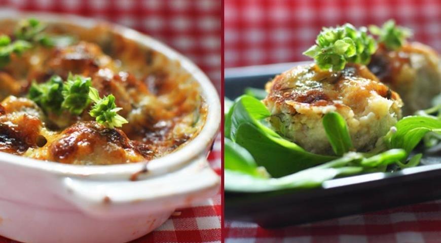 Куриные шарики в сливочном соусе пошаговый рецепт 18