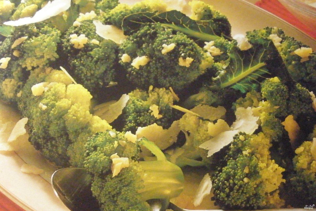 Готовим брокколи рецепты пошагово в