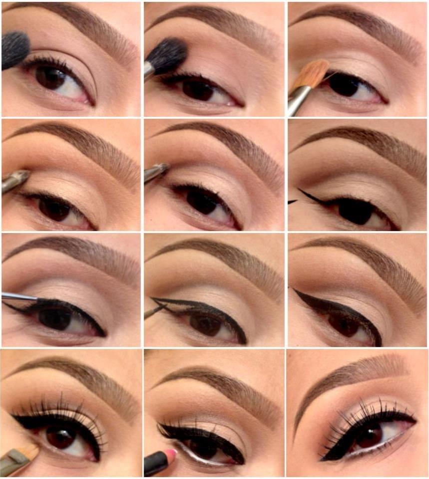 Легкий макияж: 30 фото и пошаговая 65