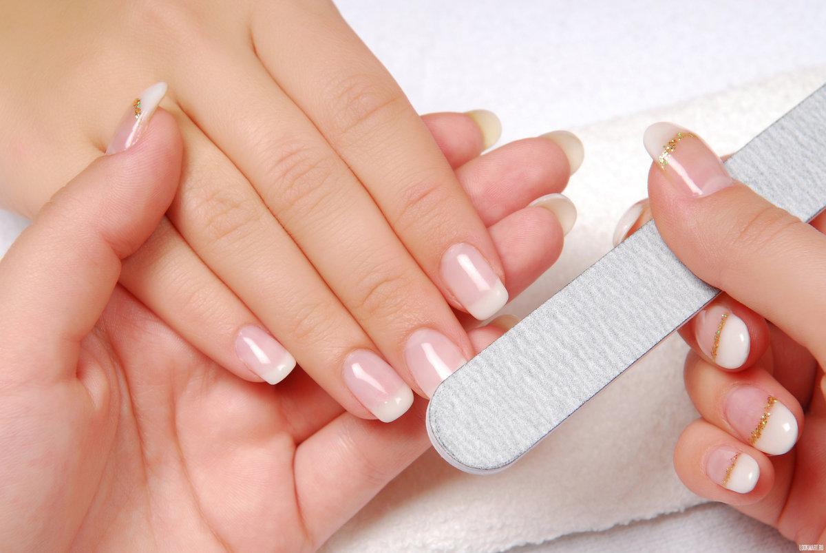 Коррекция ногтей для начинающих