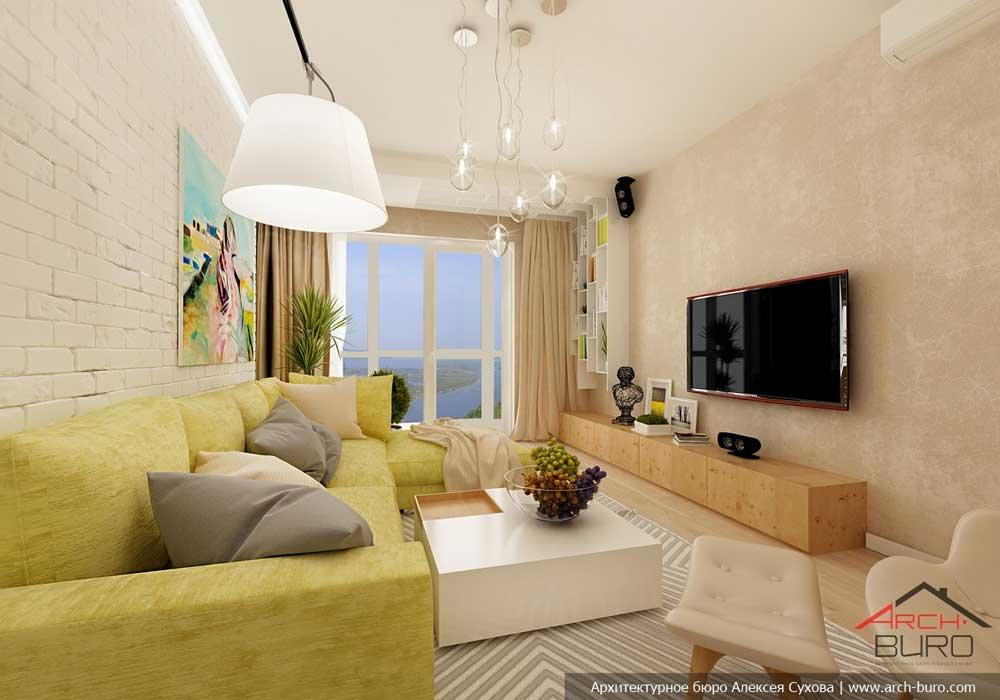 Идеи для гостиной 20 метров фото