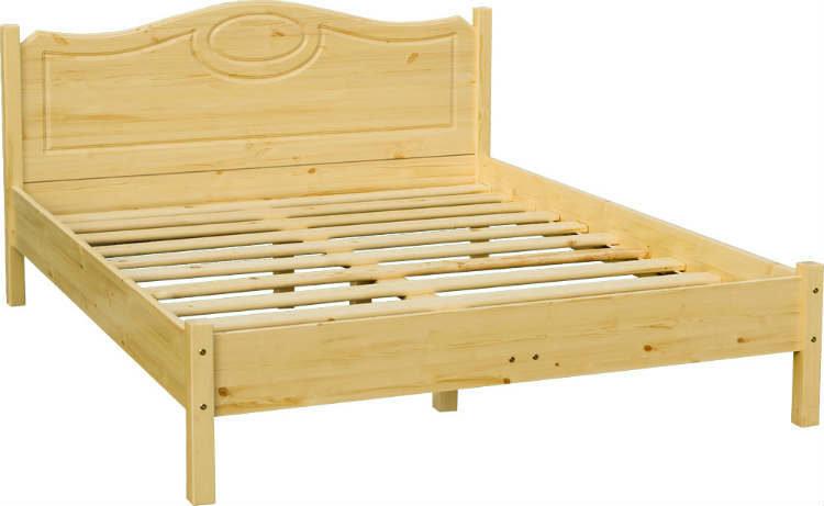 Кровать двуспальная своими руками из дерева фото и чертежи 95