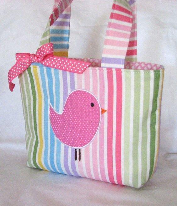 Little girl purse