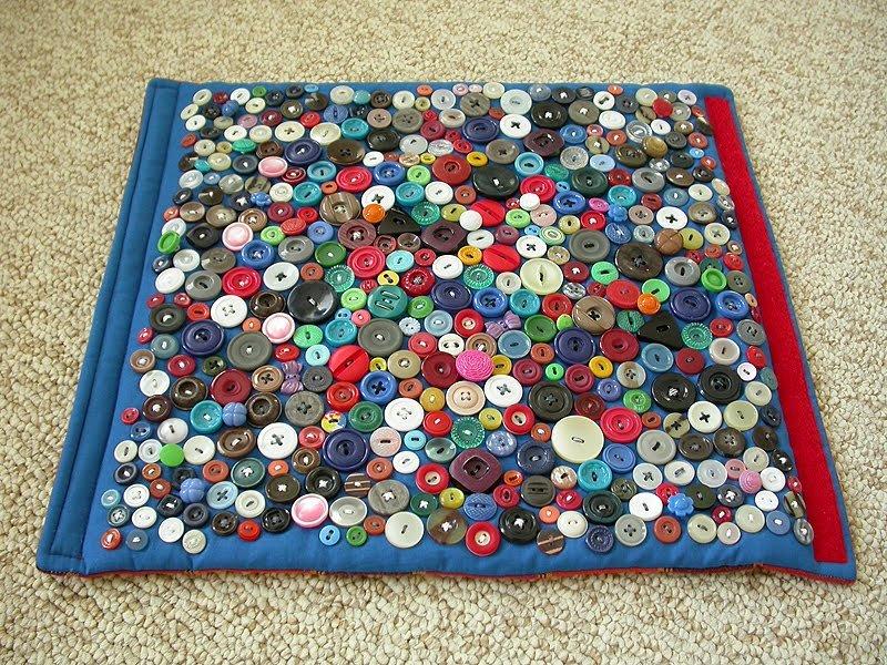 Как сделать резиновый коврик своими руками