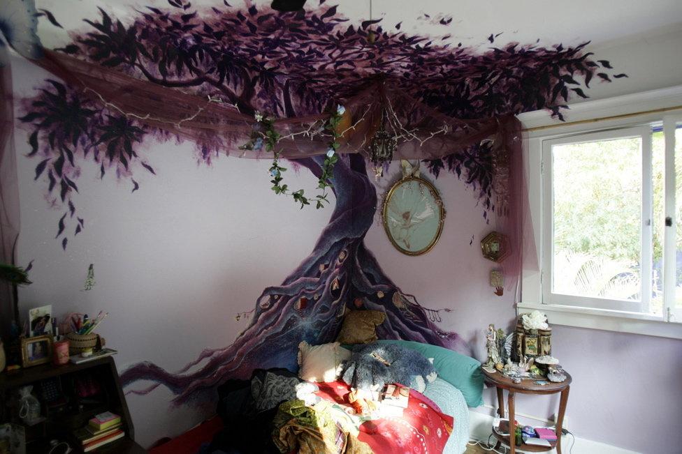 Деревья для интерьера своими руками фото 56