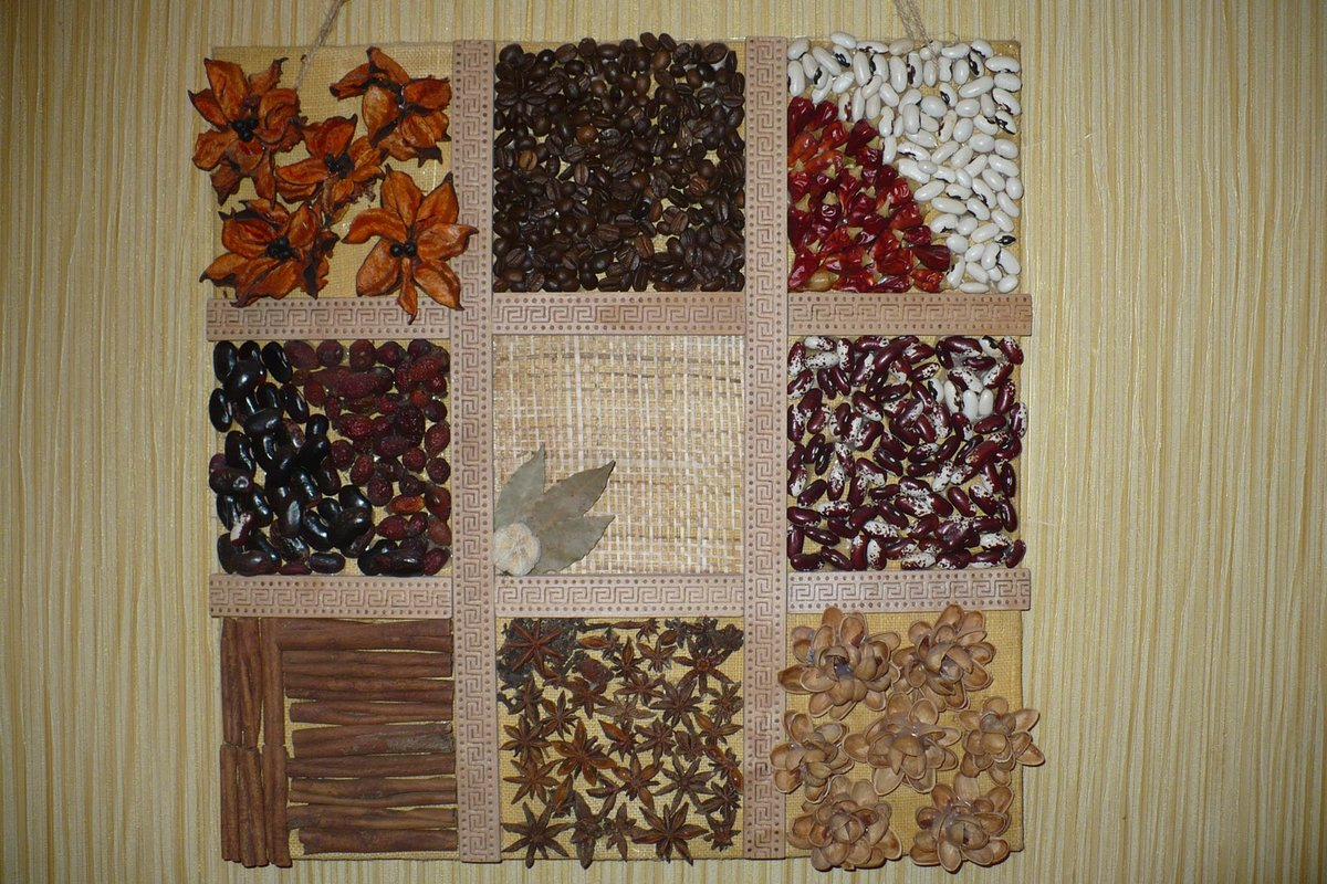 Поделки для кухни из подручных материалов 1
