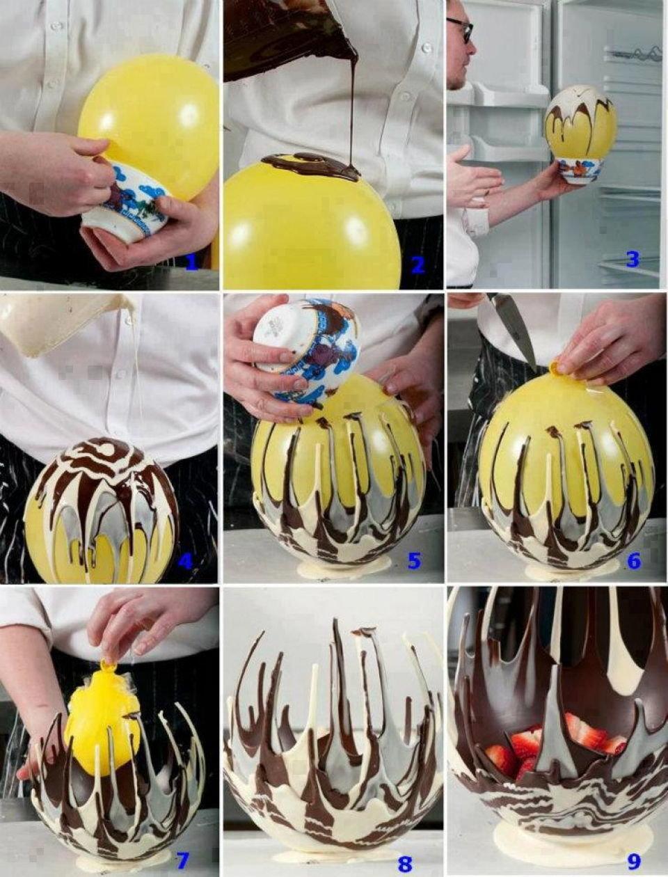 Дизайн ламп своими руками 9