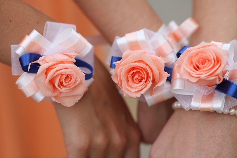 Сделать браслеты для подружек невесты своими руками