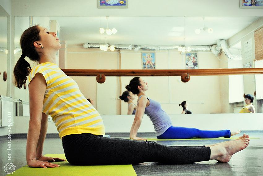 Фитнес для беременных в ярославле 1