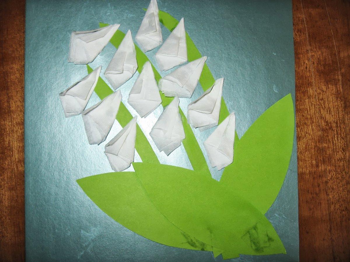 Поделки из бумаги своими руками на тему весна из бумаги