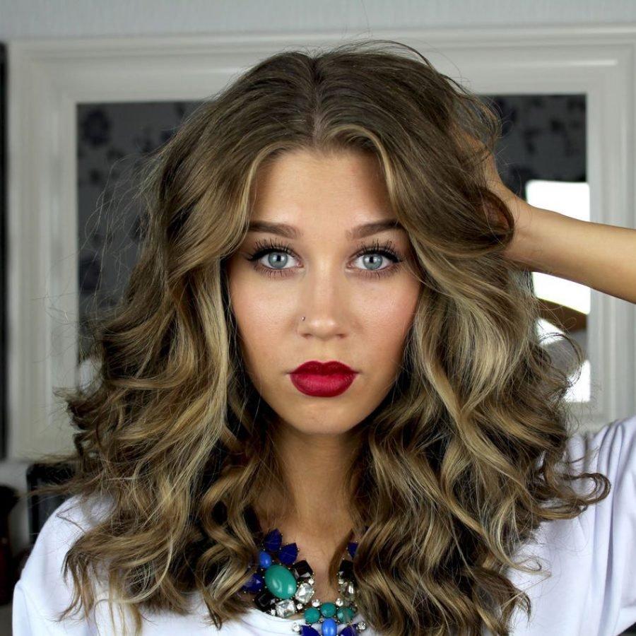 5 проверенных способов, как сделать волну на волосах 66