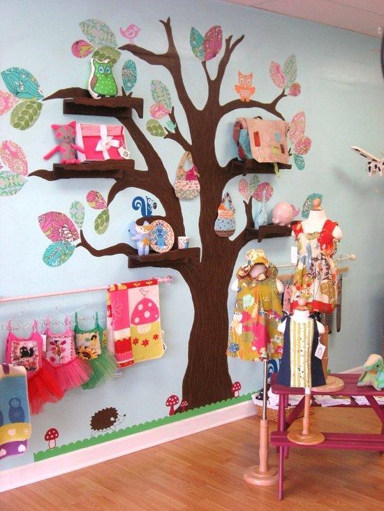 Оформление игровой комнаты в детском саду своими руками 62
