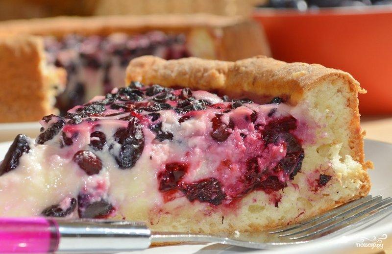 Пирог сладкий в духовке рецепты простые