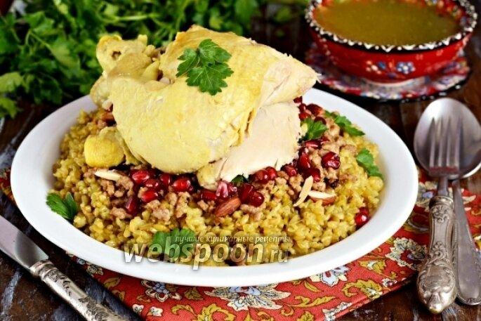 Арабские блюда из курицы рецепты простые и вкусные 88