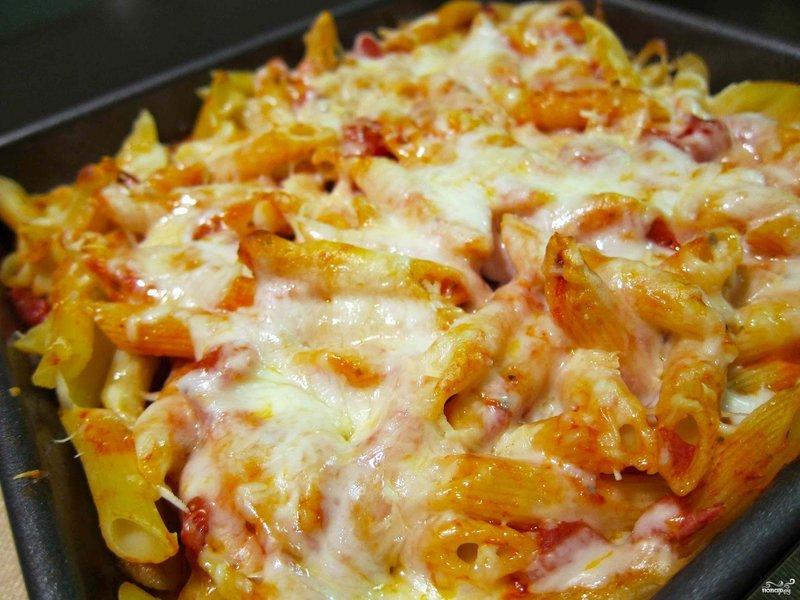Что можно приготовить из макаронов и яиц