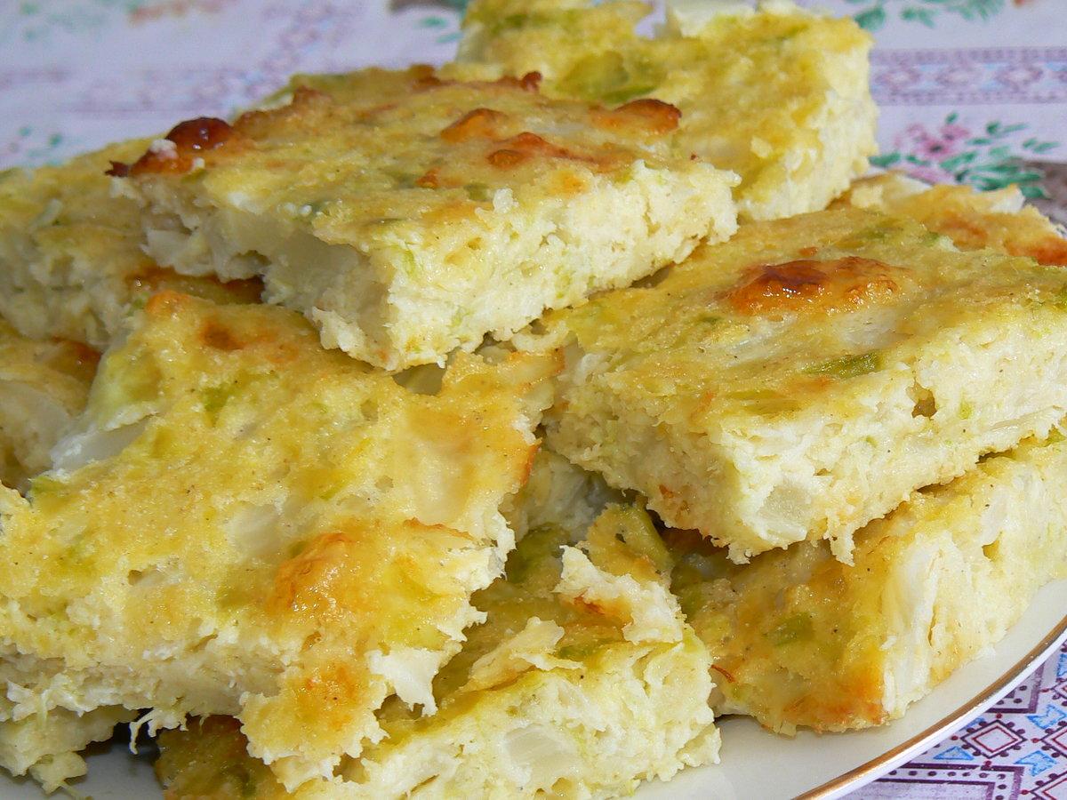 Вторые блюда из капусты белокочанной рецепты