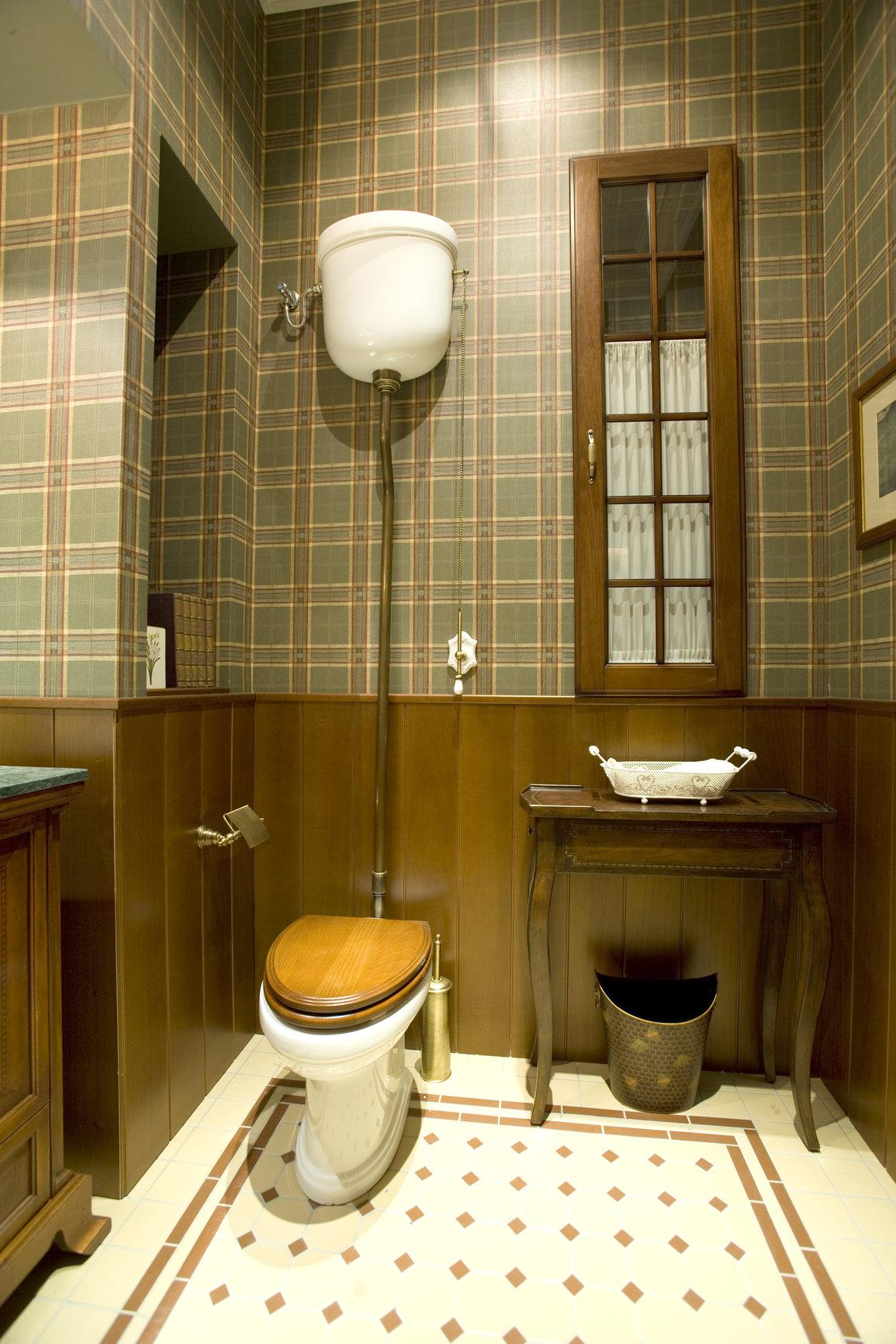 Отделка туалета в квартире
