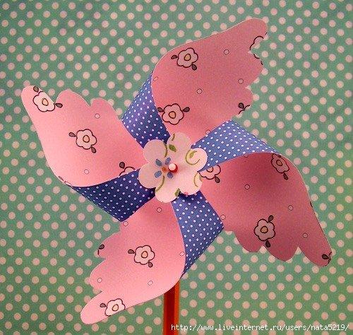 Красивые и легкие поделки из бумаги для мамы