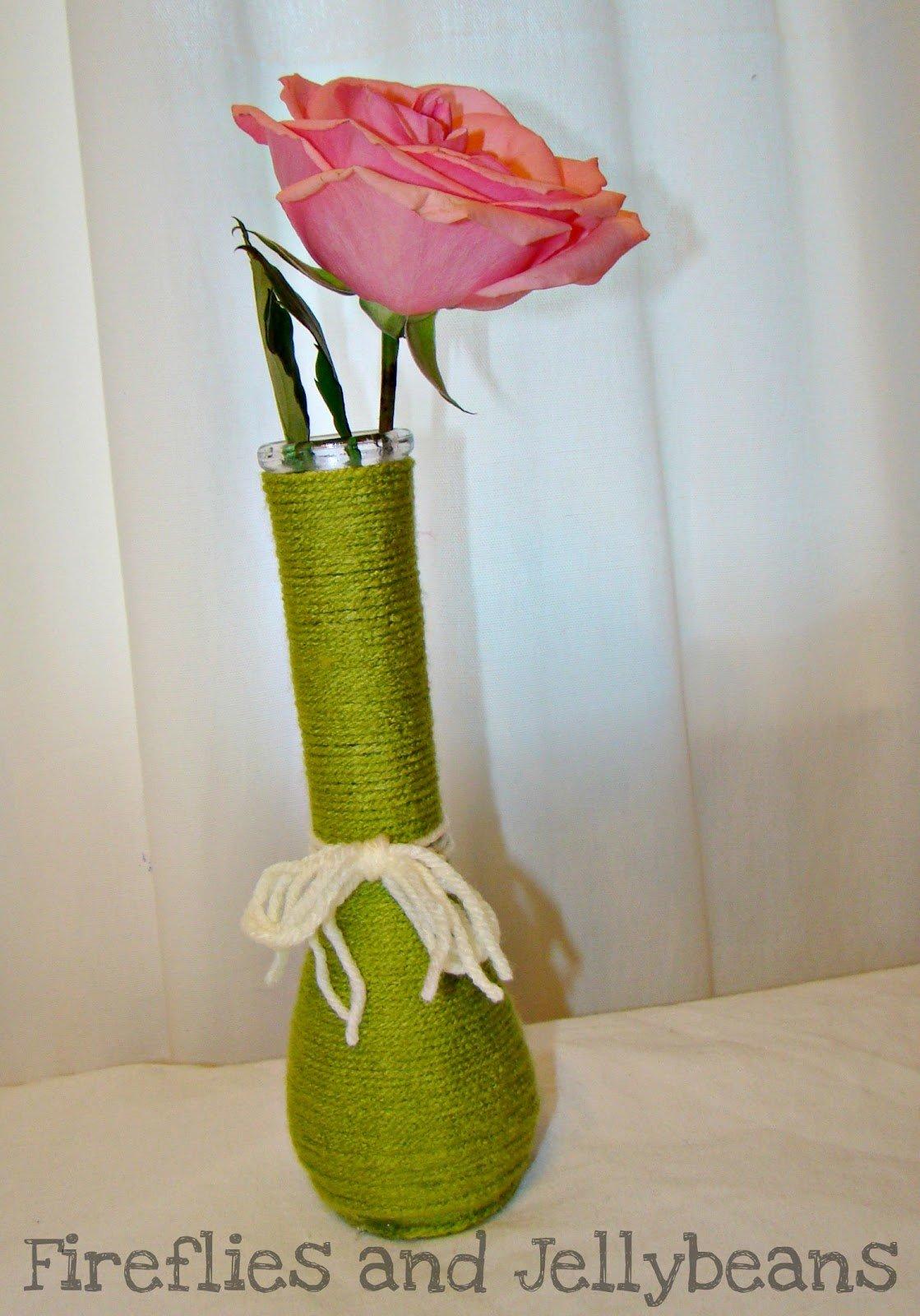 Как сделать вазу своими руками - Infoniac 3