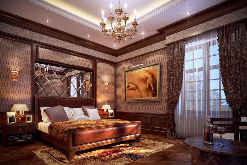 Классическая спальня - карточка от пользователя anutochka99a в Яндекс.Коллекциях