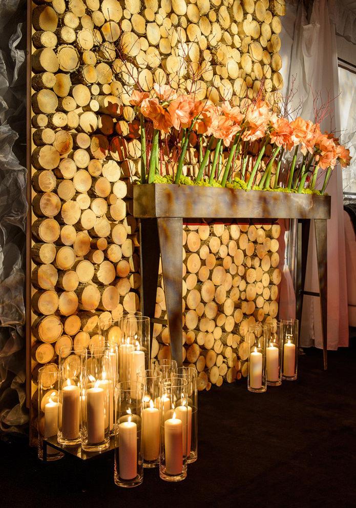 Декор своими руками для деревянного дома 45