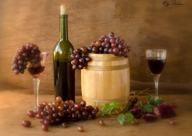 Простой рецепт домашнее вино из винограда изабелла в домашних условиях