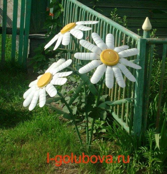 Всё для сада и огорода своими руками фото разные поделки