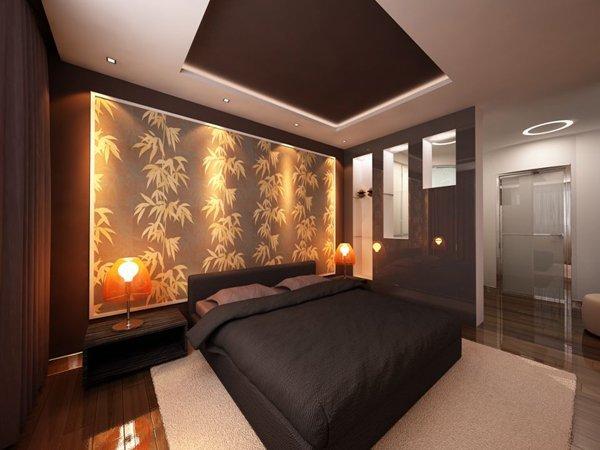 Оформление спальни в квартире фото своими руками фото 63