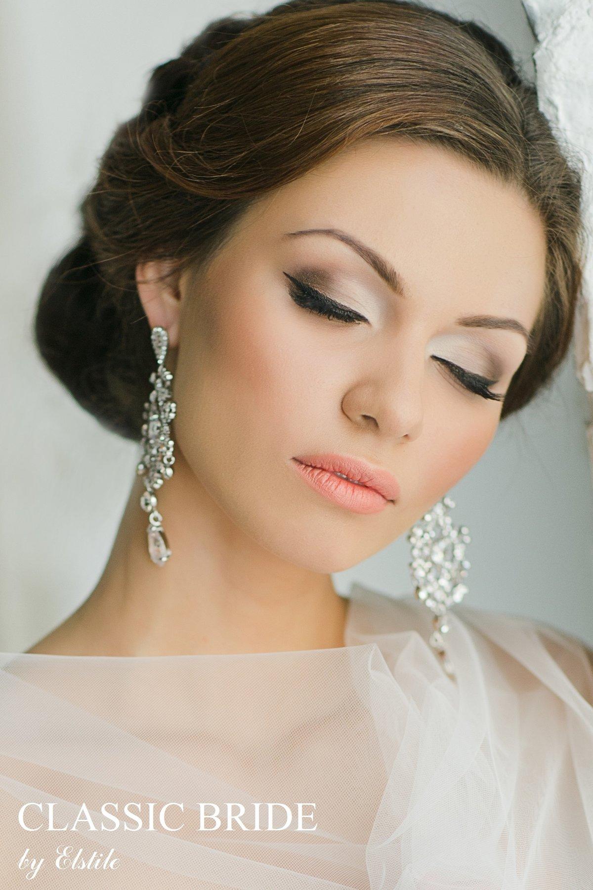 Макияжи на свадьбу фото