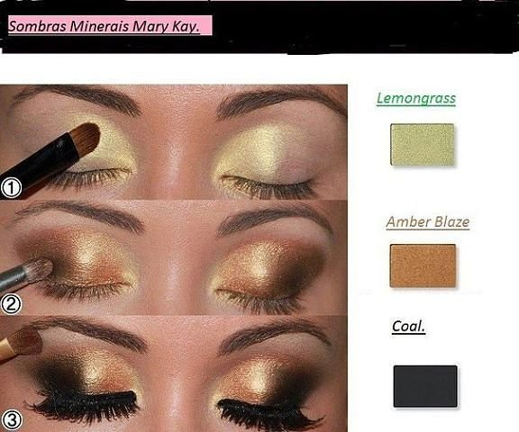 Мэри кей макияж как