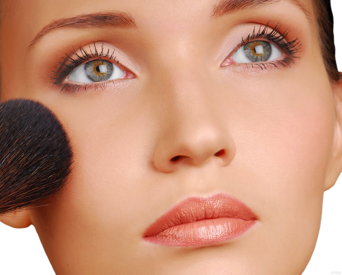 Деловой макияж глаз фото