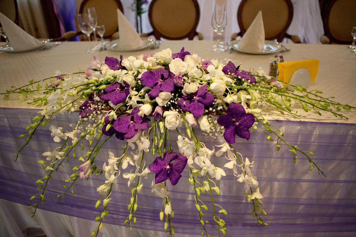Букеты своими руками на свадебный стол 887
