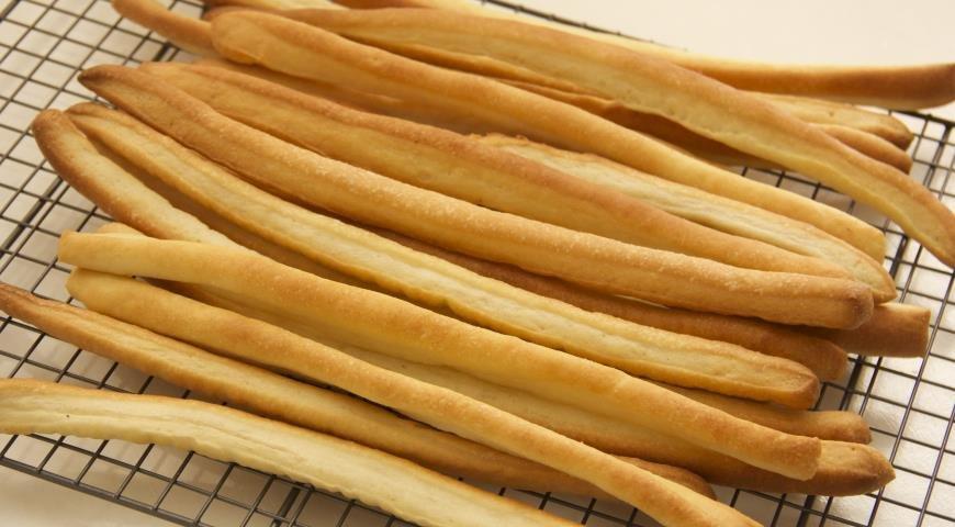 Хлебные палочки без дрожжей рецепт