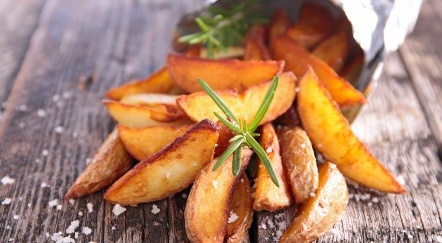 Рецепт приготовления картошки по-деревенски домашних условиях как