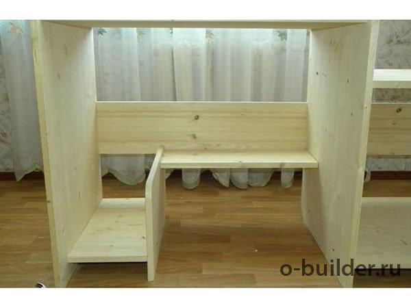 Мебель из мебельных щитов дсп своими руками 2