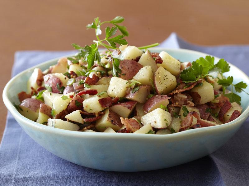 Салат из картофеля рецепты с