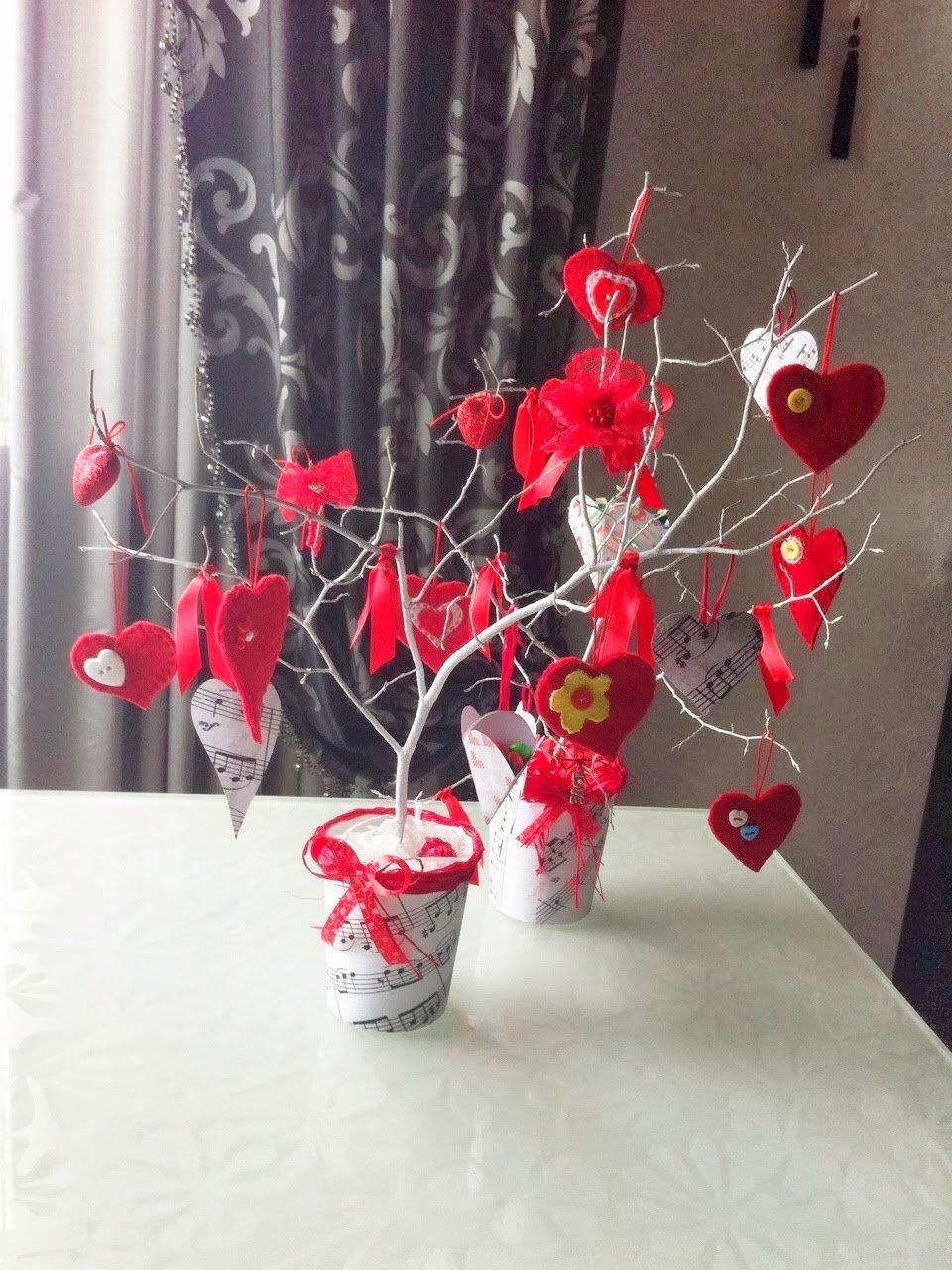 Оригинальная валентинка из дерева своими руками