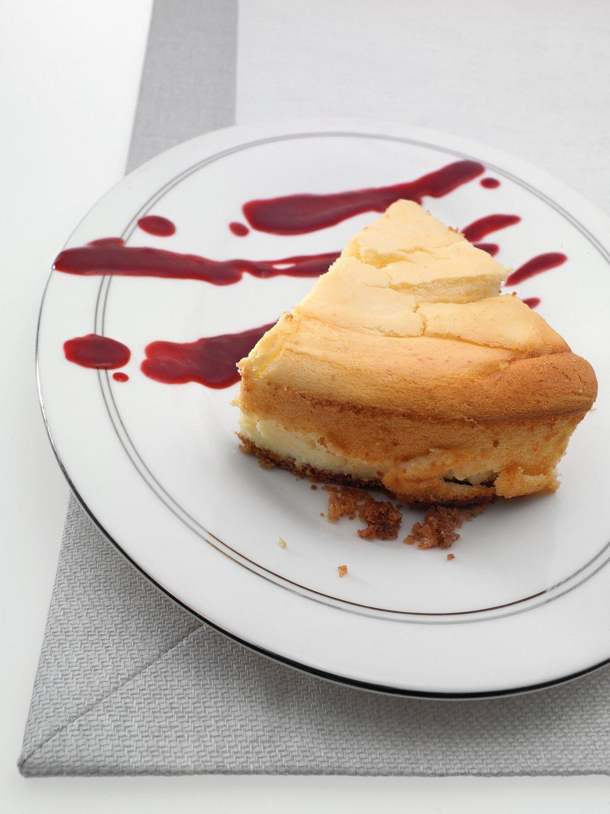 Творожный пирог со сливками рецепт