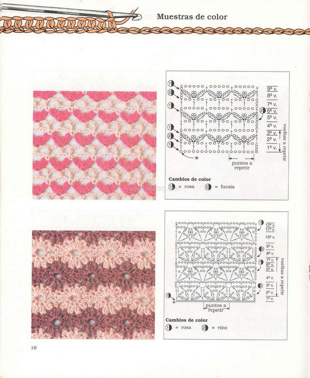 Узоры (2 -х цветные) Записи в рубрике - узоры (2-х цветные) 19